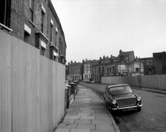 London_Archway_März_1970