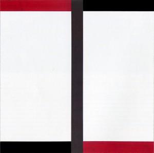 o.T.1988_Pigmentfarbe-Ponal-Dispersion-auf-Nessel_240x240cm